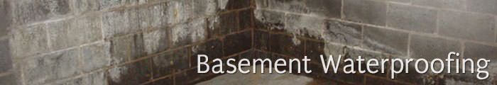 Basement Waterproofing in WY, including Sheridan, Douglas & Casper.